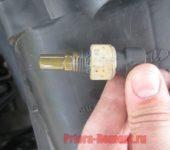 замена датчика температуры охлаждающей жидкости на Приоре